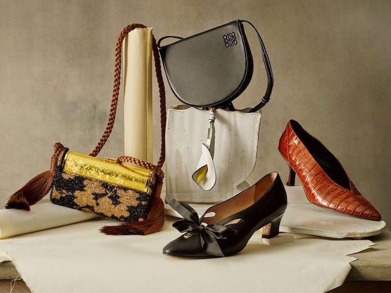 Bienen-Davis Régine Tassel Cross-Body Bag