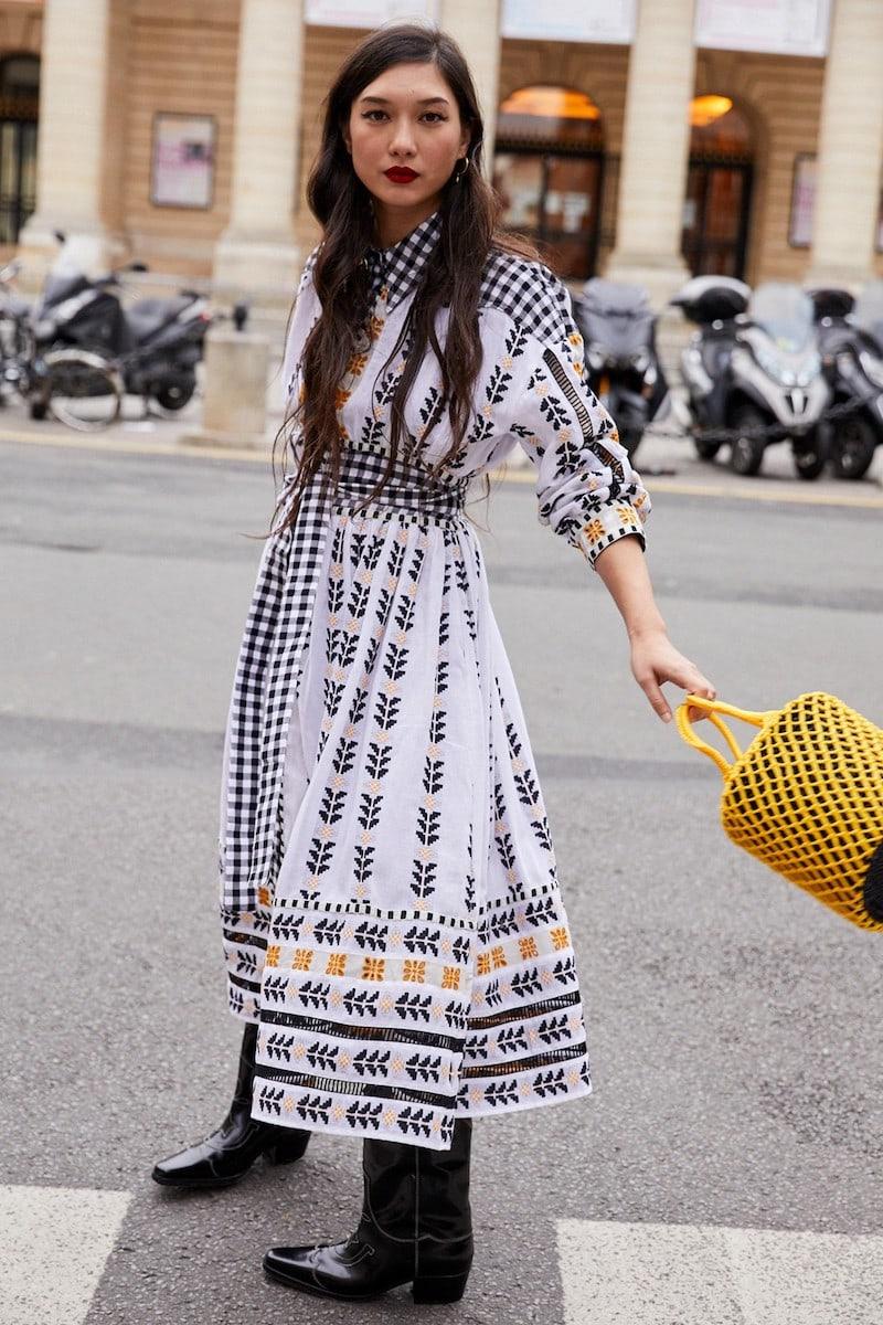 Dodo Bar Or Constanza Midi Dress