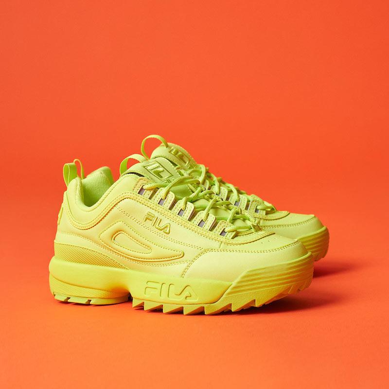Fila Disruptor II Premium Sneakers 1