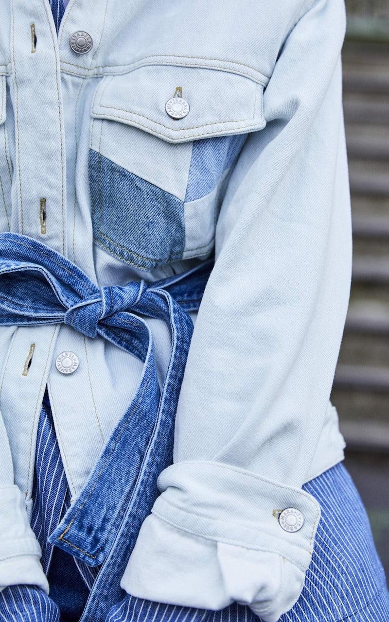 Isabel Marant Etoile Lindya Cotton Jacket