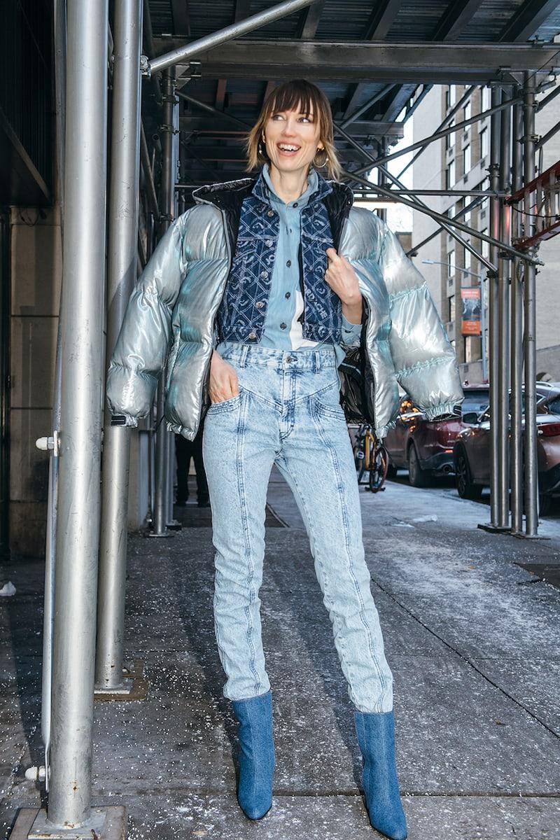 Isabel Marant Lorricka Skinny Jeans