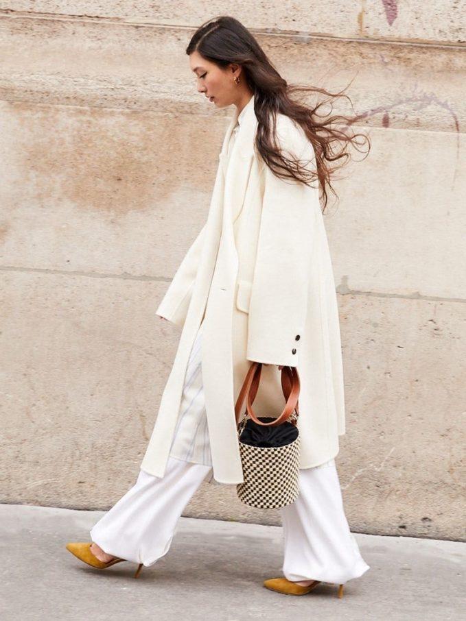 JW Anderson Wool Coat