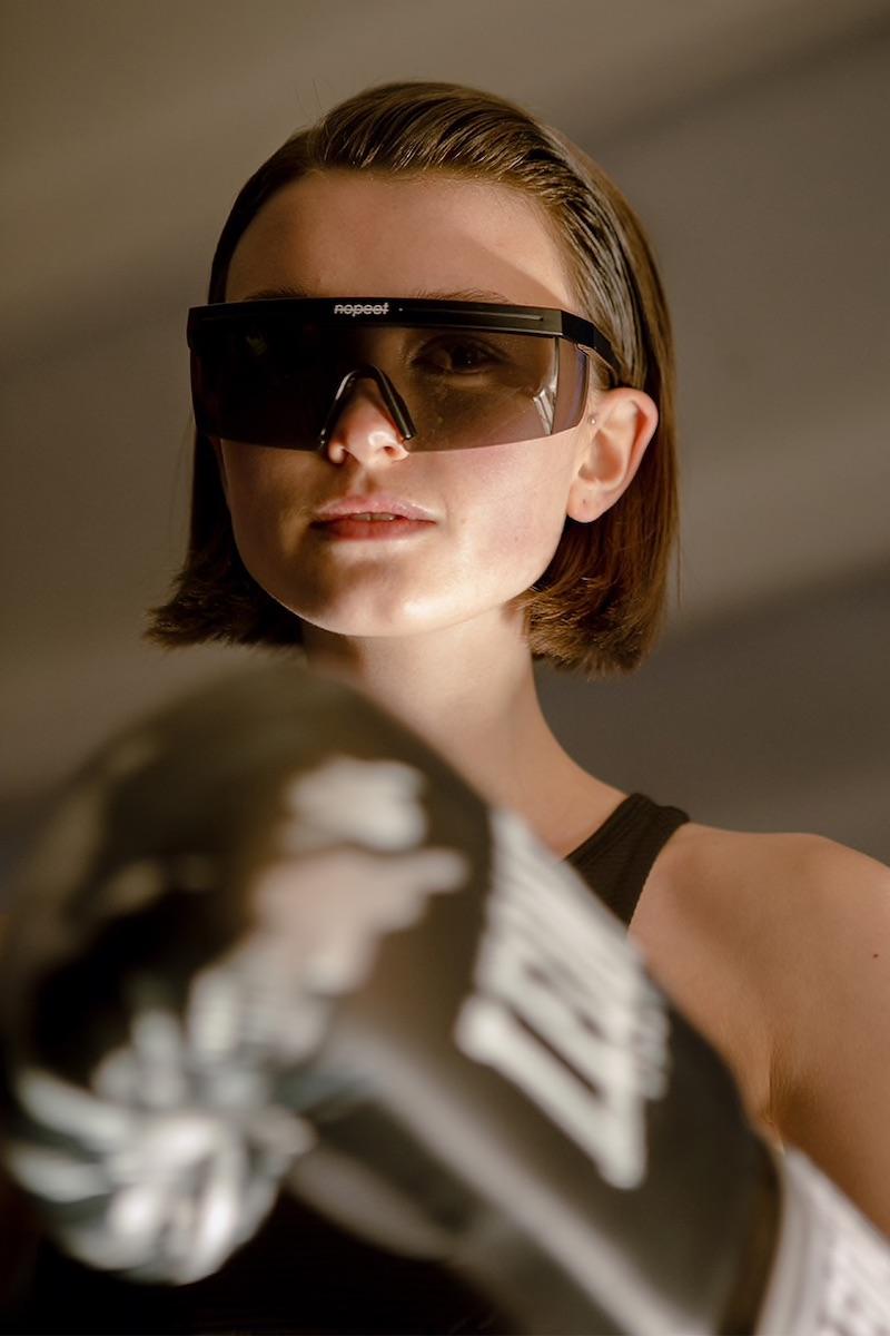 Nopeet Da Black Sunglasses