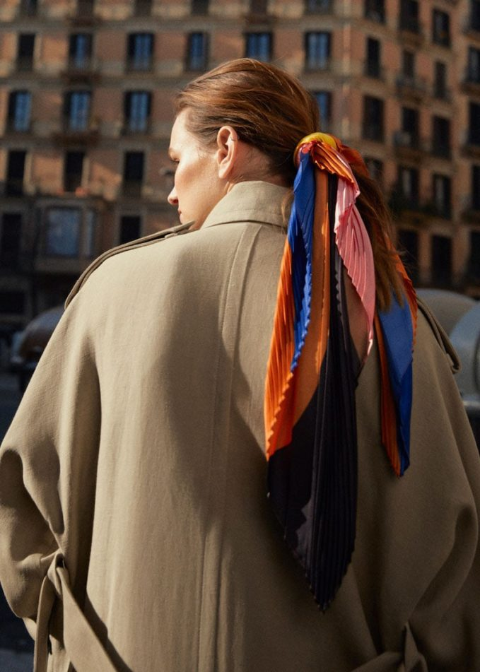 & Other Stories Oversized Trench Coat 1