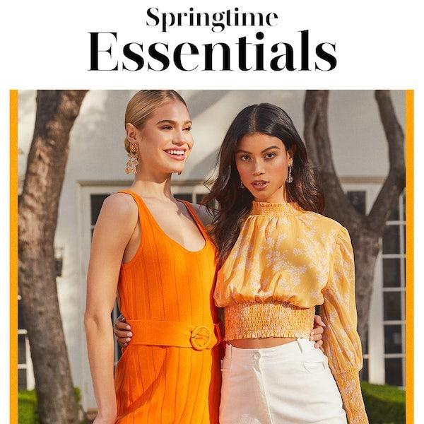REVOLVE Springtime Essentials 2019