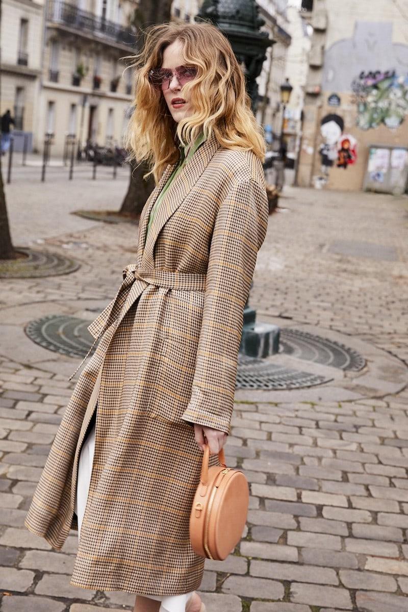 Roseanna Yoko Coat