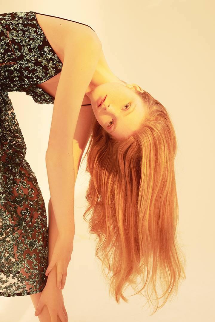 Self-Portrait Azaelea Sequined Midi Dress