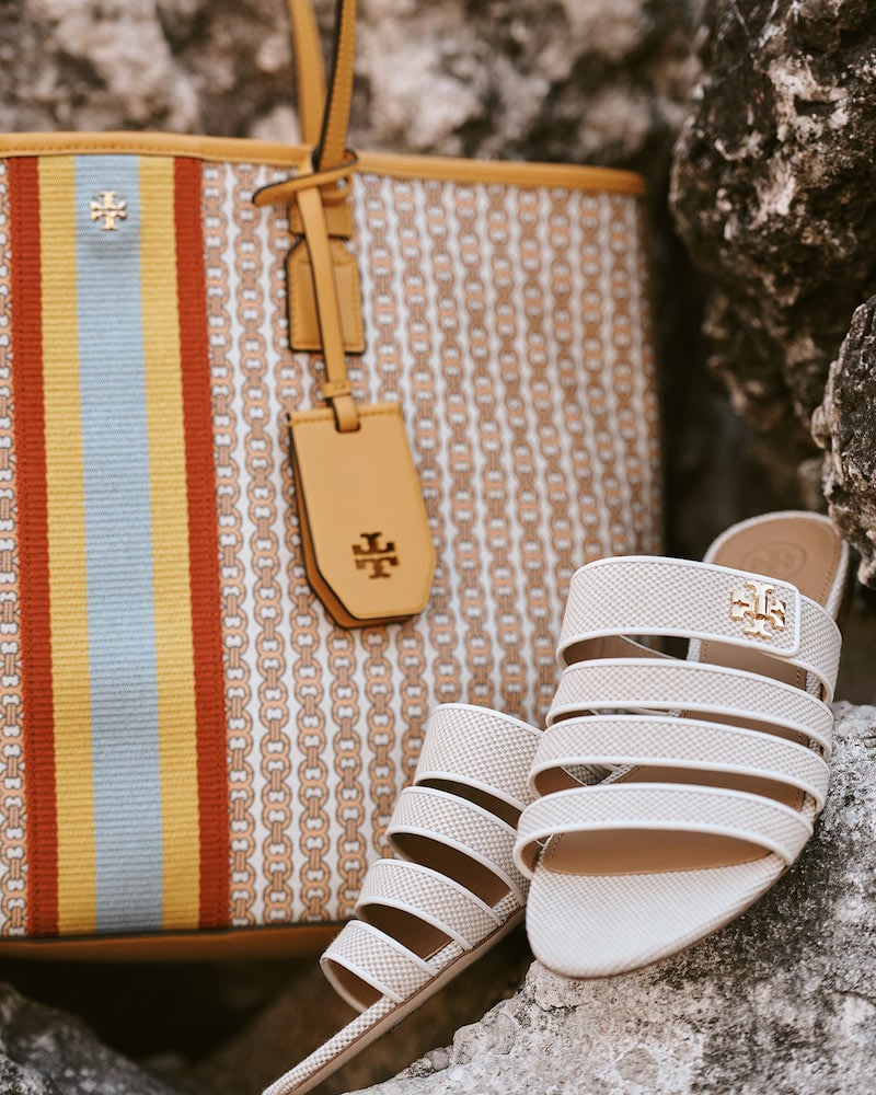 23b6dc9c6 Island Time  Tory Burch Spring 2019 Lookbook at SHOPBOP – NAWO
