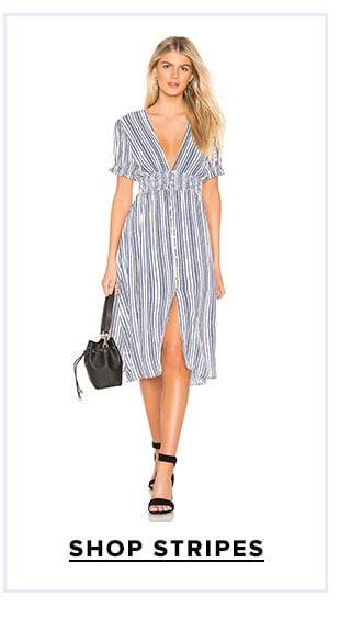 Shop stripes.
