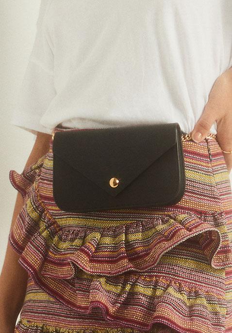 B-Low the Belt Gia Chain Belt Bag