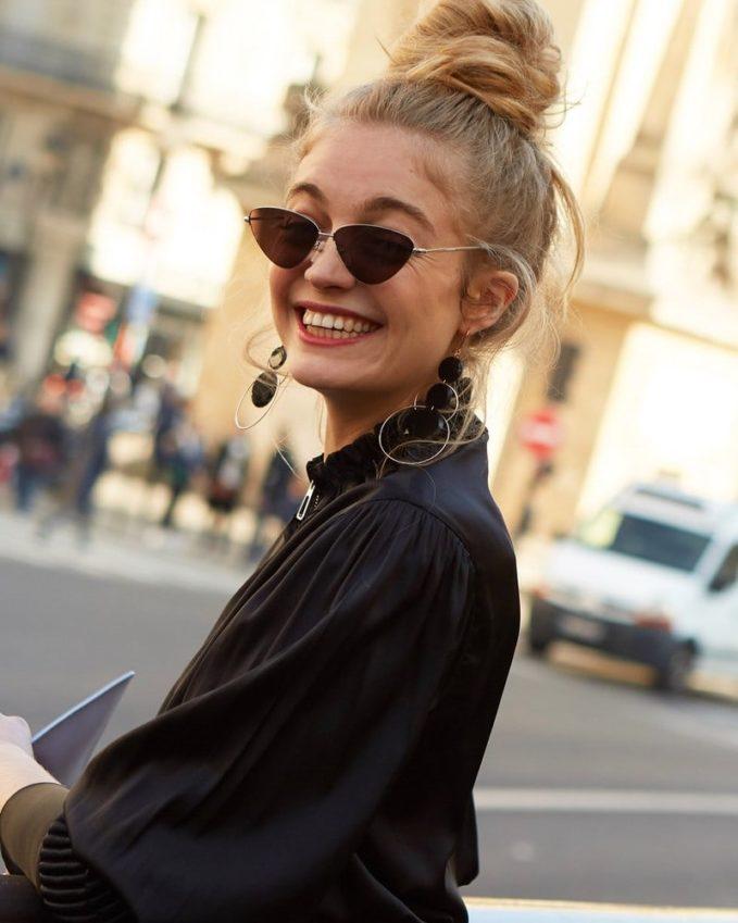 Balenciaga Invisible Cat Sunglasses