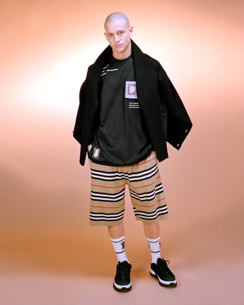 Burberry Oversized Cashmere Cardigan