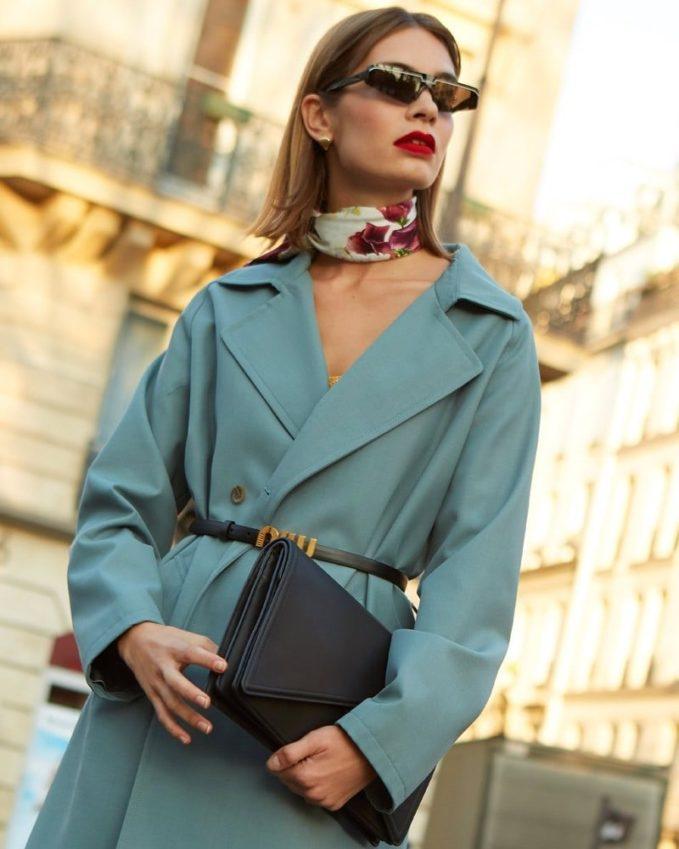 Dolce & Gabbana Hydrangea Scarf