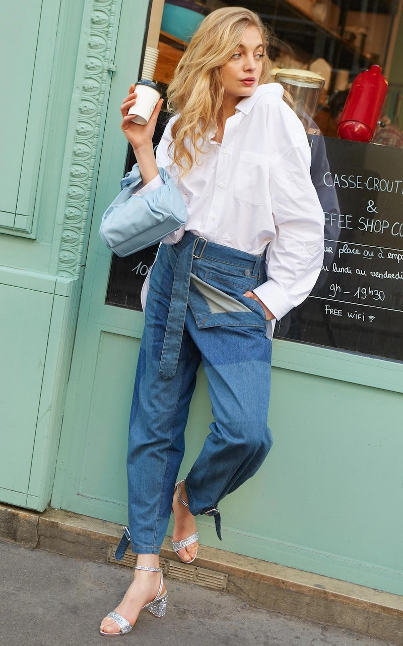 JW Anderson Buttoned Jeans