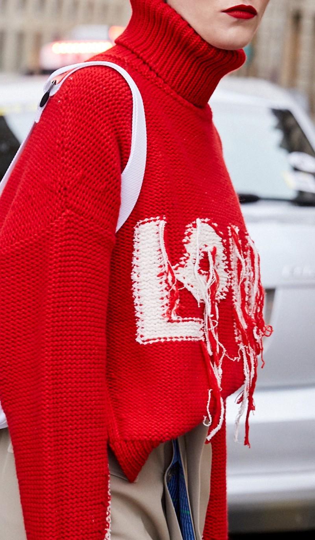 Moncler Genius 2 Moncler 1952 - Love Cashmere Sweater
