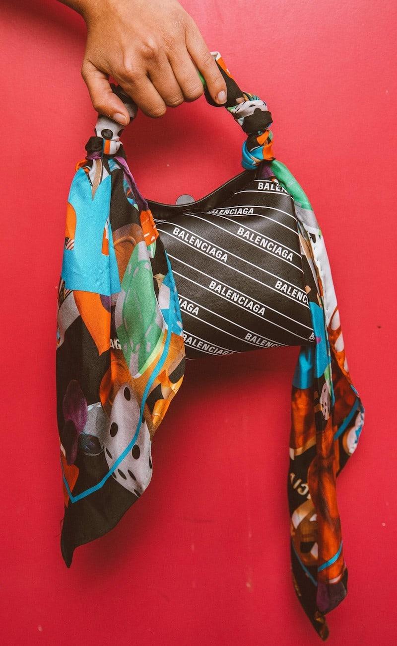 Balenciaga Flap Small Shoulder Bag