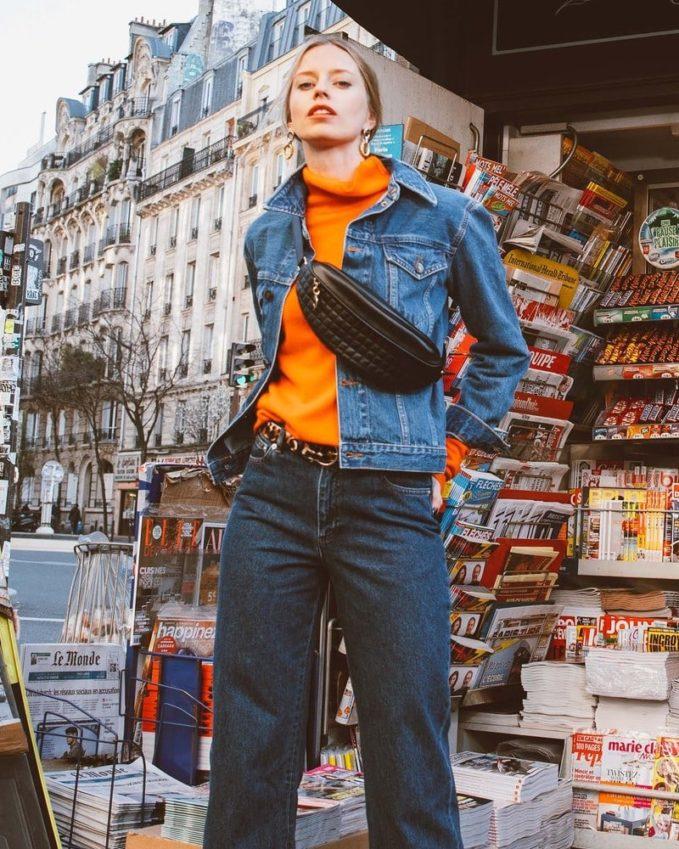Calvin Klein est. 1978 Denim Jacket