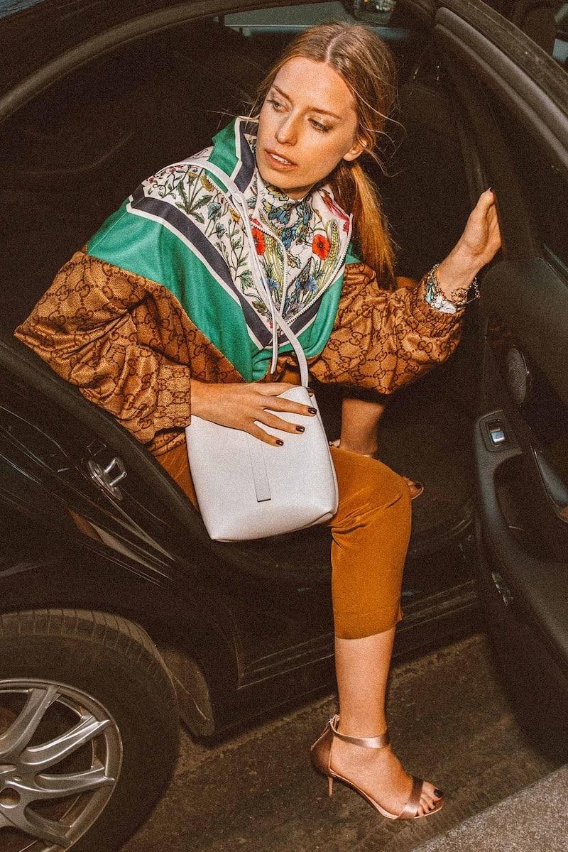 Gucci GG Supreme Sweatshirt