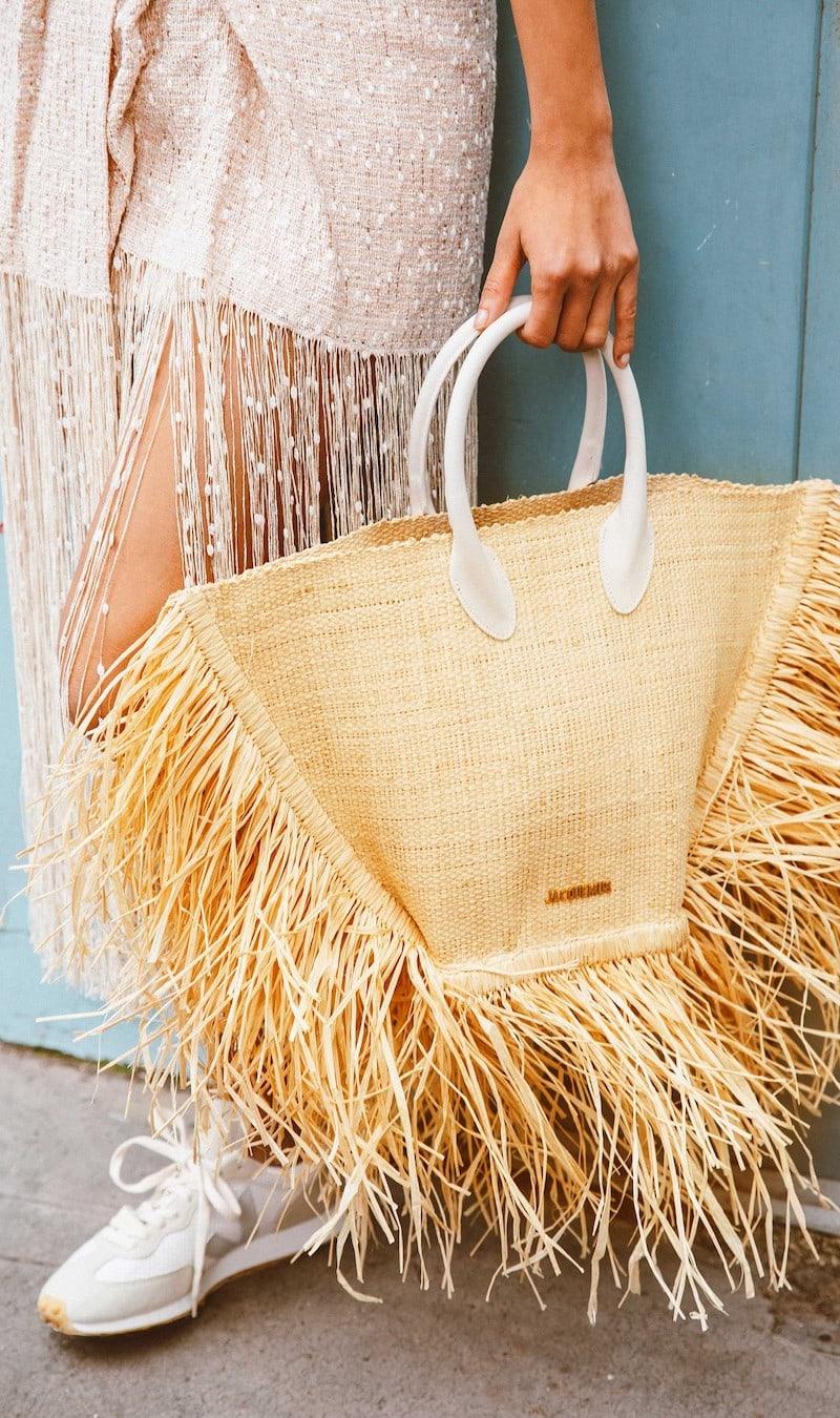 Jacquemus Le Baci Leather Bag