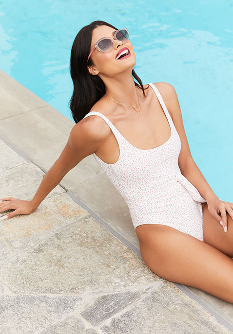 House of Harlow 1960 x REVOLVE Vega One Piece