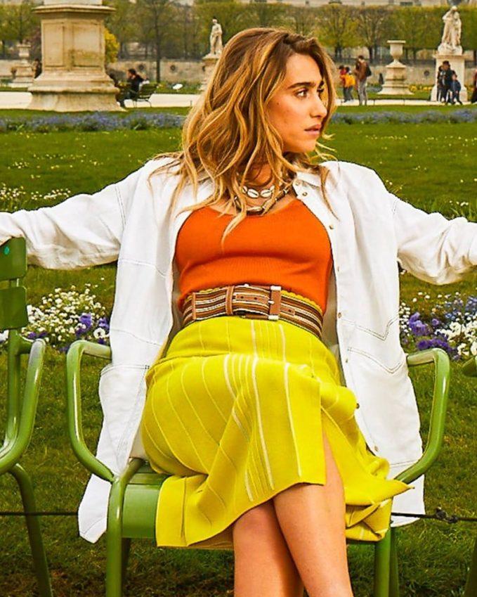 Rejina Pyo Marley Linen Blend Shirt