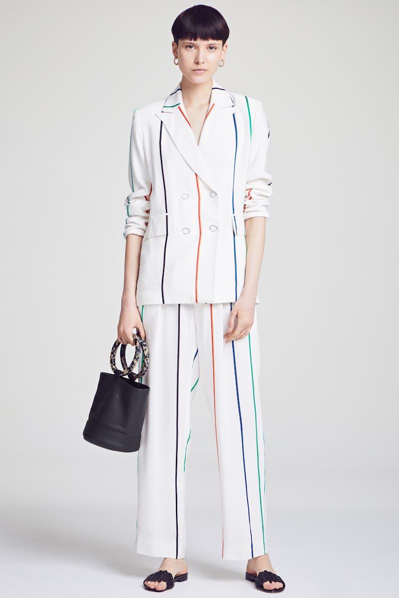 Roseanna Stripe Jacket
