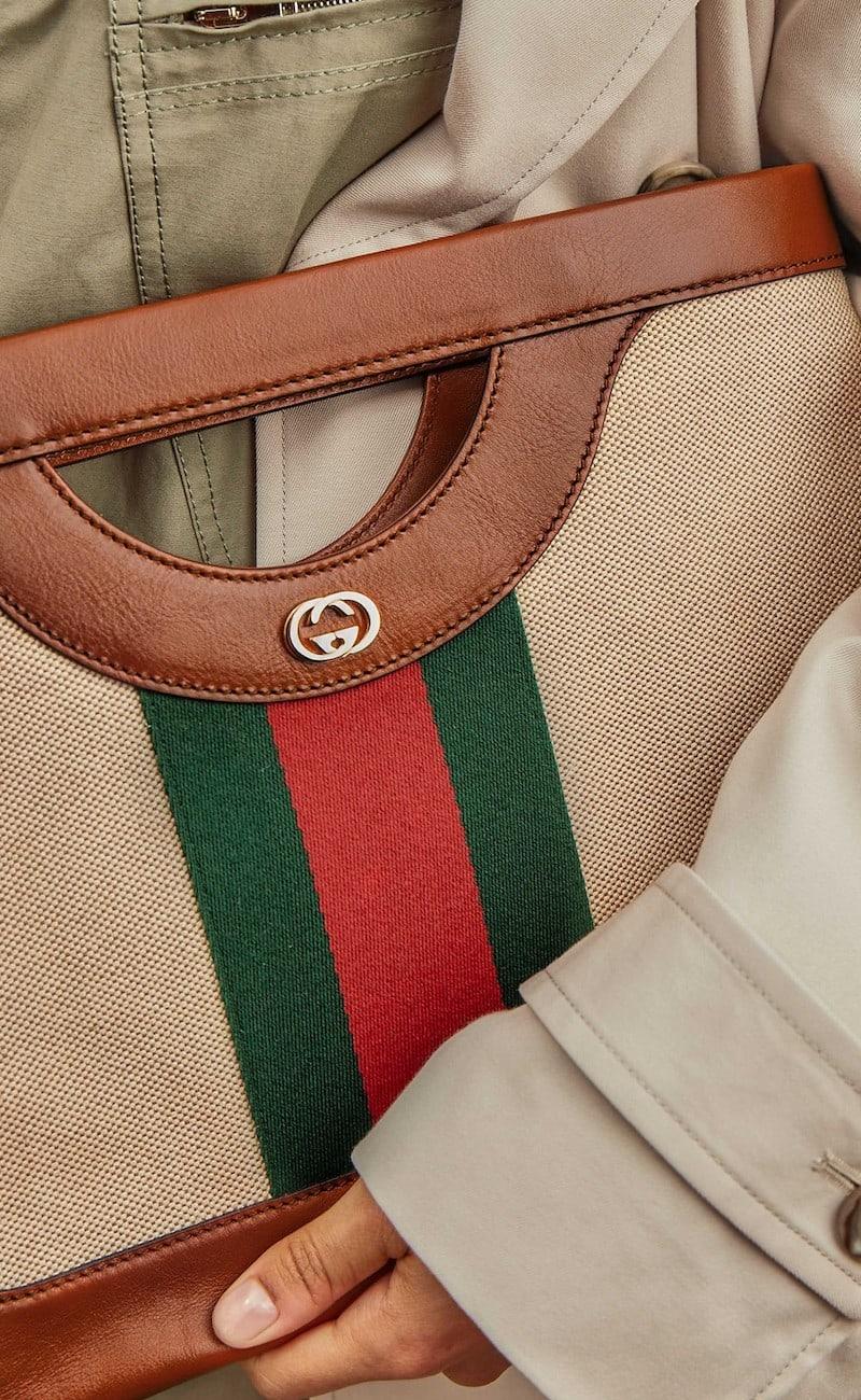 Gucci GG Vintage Shoulder Bag