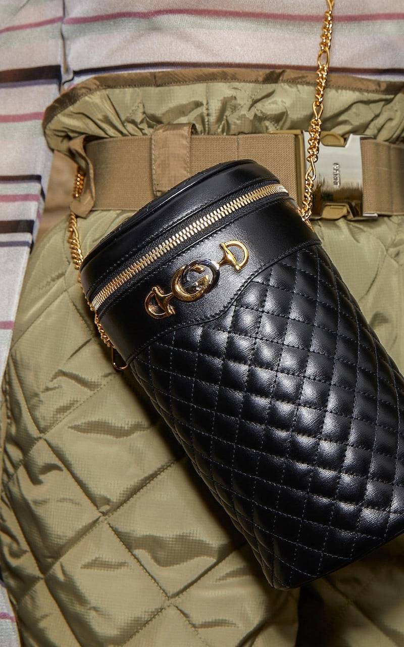 Gucci Trapuntata Belt Bag