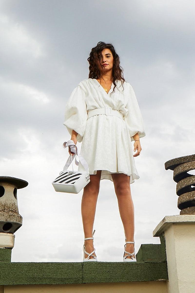 Off-White 80s Mini Dress