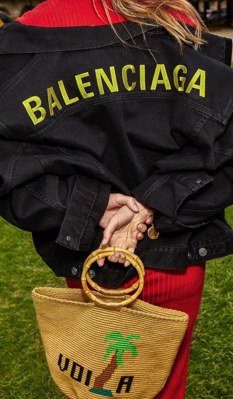 Soraya Hennessy Voila Basket