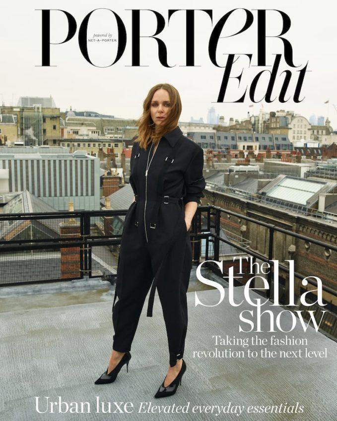 The Fashion Revolution: Stella McCartney for The EDIT