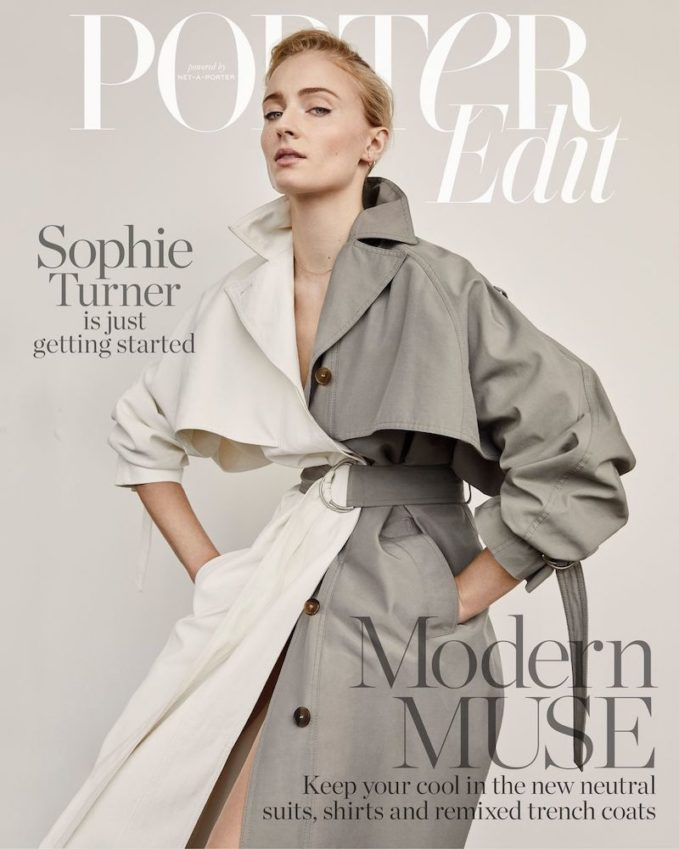 The North Star: Sophie Turner for The EDIT