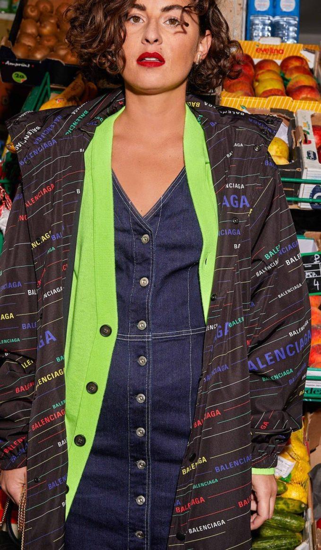 Balenciaga Rain Coat