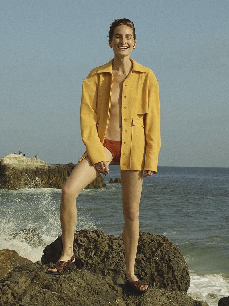 Fella Rick James Textured Bikini Briefs