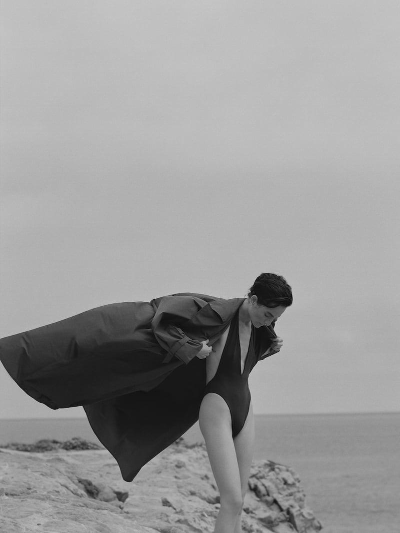 Myra Ralph Halterneck Swimsuit
