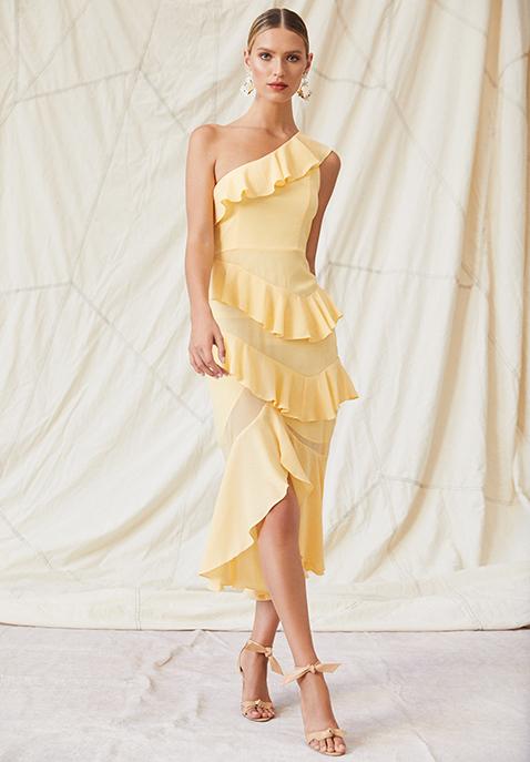 NBD Ambrosia Midi Dress