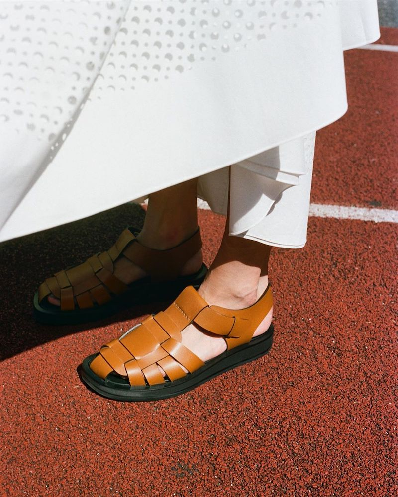 The Row Gaia 2 Sandals