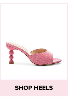Summer Sandals: Shop Heels