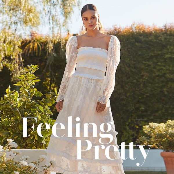 Feeling Pretty: Pretty Outfits for Fall 2019