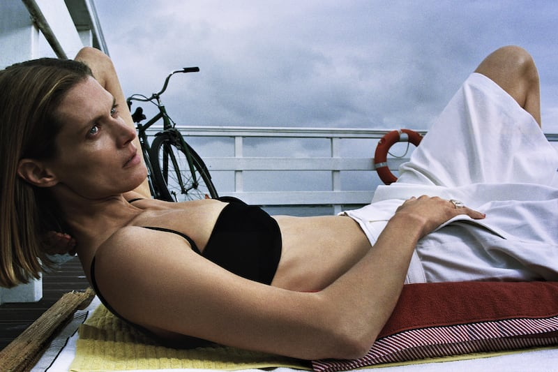 Haight Stretch-crepe Underwired Bikini