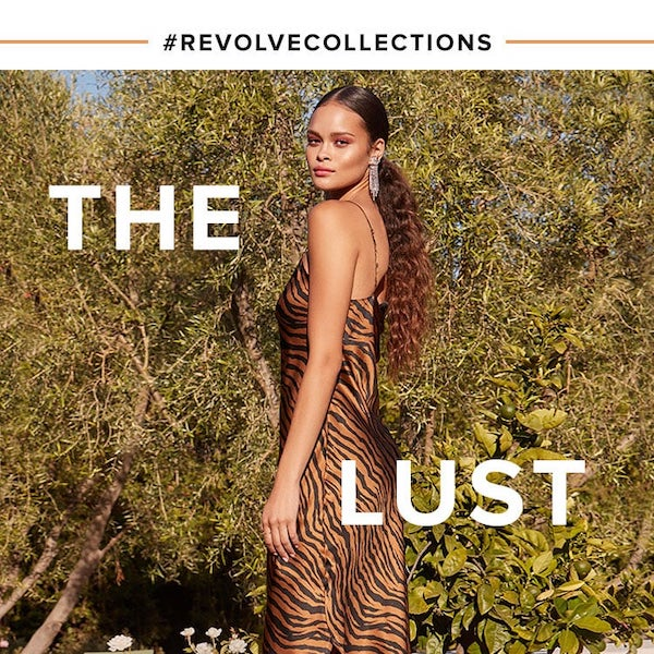 REVOLVEcollections The Lust List Summer 2019