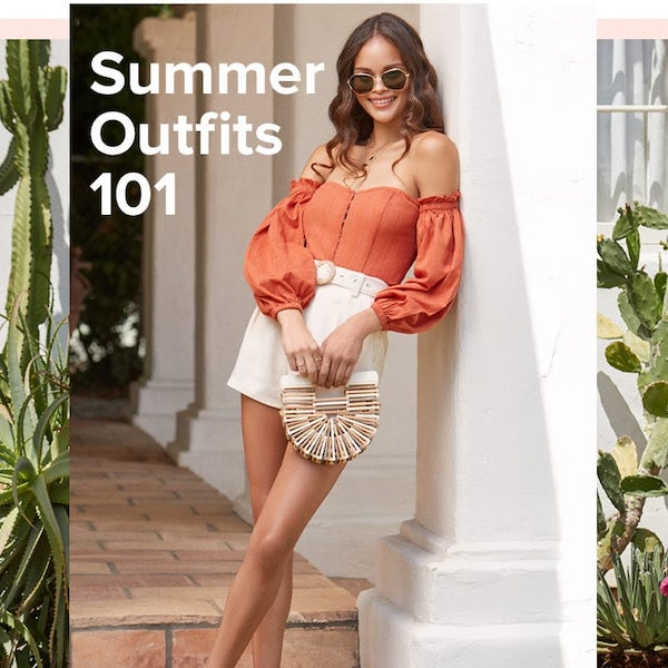 Revolve Summer 2019 Outfits 101