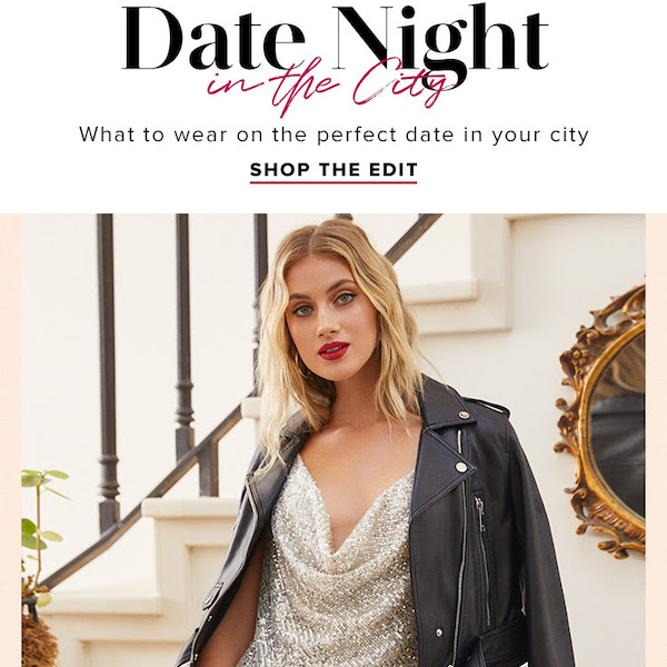 Date Night in the City Fall 2019