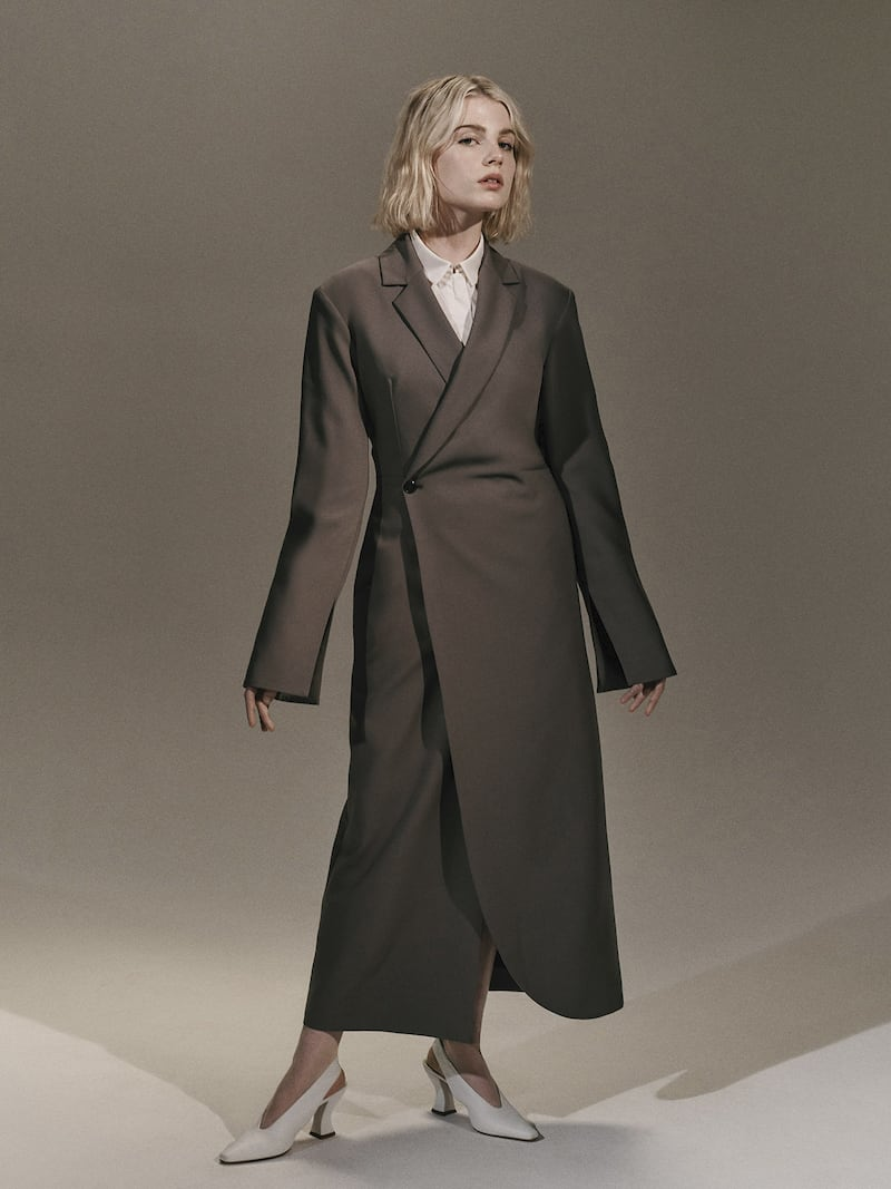 Deveaux Coat Dress