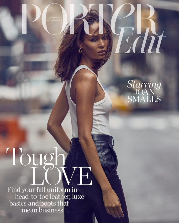 Going Strong: Joan Smalls for The EDIT
