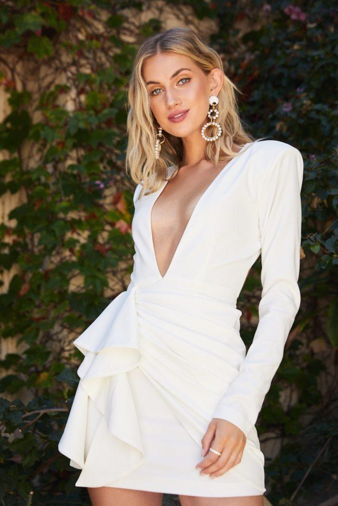 Michael Costello x REVOLVE Fena Mini Dress