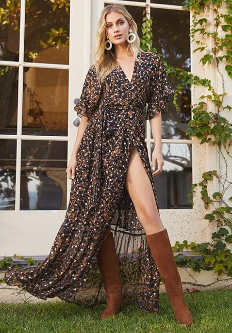 Sabina Musayev Brook Dress