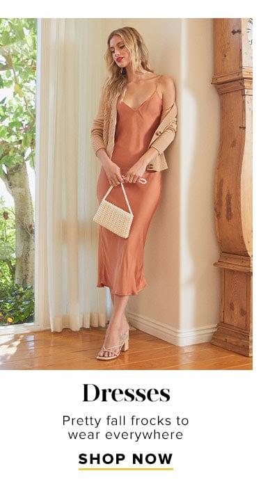 The Fall Shop: Shop Dresses