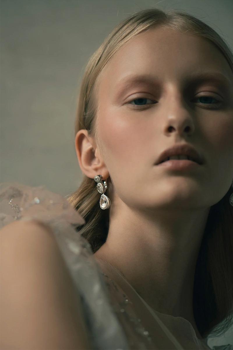 Atelier Swarovski Lola Drop Earrings by Penélope Cruz