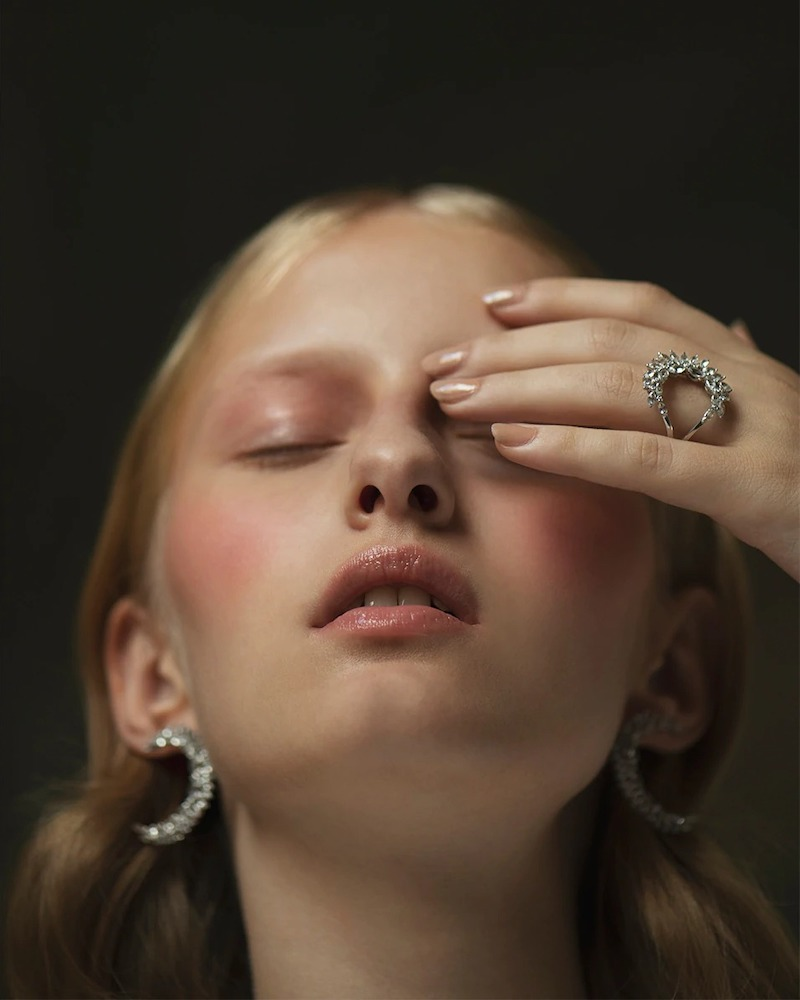 Atelier Swarovski Luna Ring by Penélope Cruz